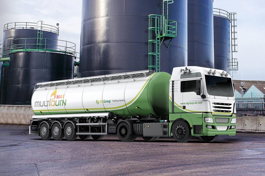 Industrial Heating Oil